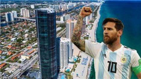 Messi, 5 milyon sterline lüks daire aldı!