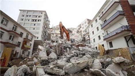 Ankara'da çökme riski bulunan binalar bayrama kadar yıkılacak