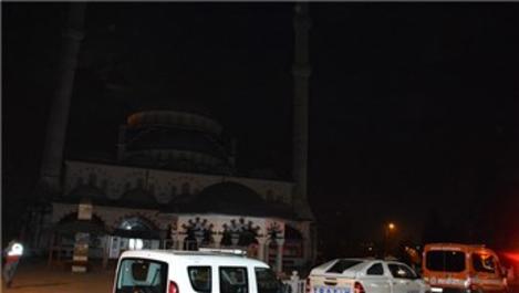 Ümraniye İMES Sanayi Sitesi Camisi'nde yangın çıktı!