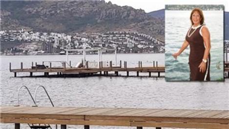 Ahu Aysal'ın Bodrum'daki yazlığı 'beach' oldu!