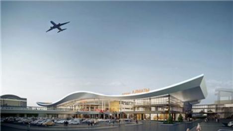 TAV'dan Kazakistan Almatı Havalimanı açıklaması!