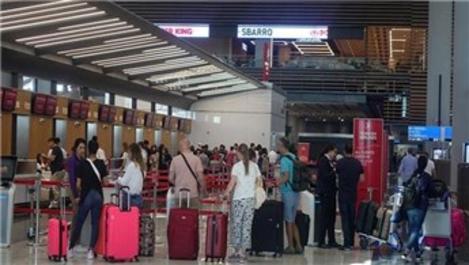 İstanbul Havalimanı 83 milyon yolcuya hizmet verdi
