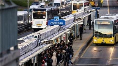 İBB, toplu taşımada tam kapanma düzenlemesi yaptı