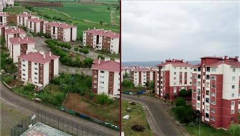 Bingöl'ün çehresi yeni konut yatırımlarıyla değişti!