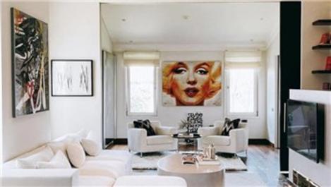 Elif Dürüst'ün evini Alara Koçibey dekore etti