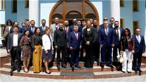 Türk müteahhitler için yeni hedef Kırgızistan!