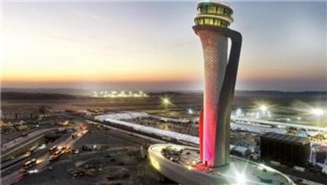 İstanbul Havalimanı'na 5 yıldızlı ödül!