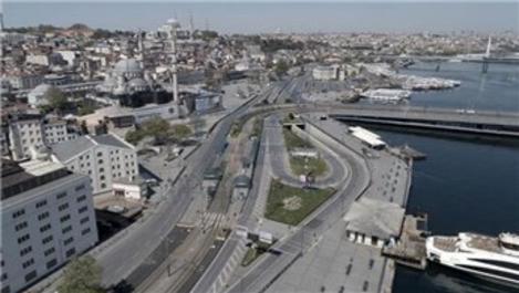 İstanbul'da 1 Mayıs nedeniyle bazı yollar trafiğe kapalı!