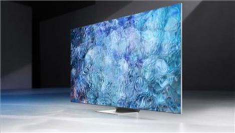 Samsung 2021 Neo QLED TV'ye büyük ödül!
