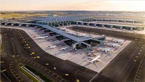 Türkiye, günlük uçuşta EUROCONTROL birincisi oldu!