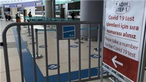 PCR testi zorunluluğu 15 ülke için kaldırıldı