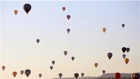 Turkia Havacılık, sıcak hava balonları için yenilik