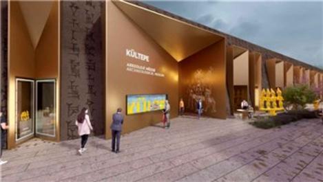 Kayseri'de Kültepe Müzesi'nin projesi tamamlandı