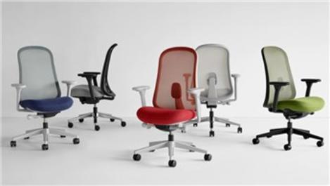 Ödüllü tasarım Lino çalışma koltuğu satışa çıktı