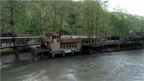 Pandemi sürecinde tatilin adresi bungalov evler oldu!