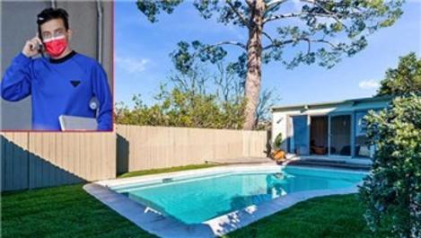 Rami Malek, California'da 2 milyon dolara malikane aldı!