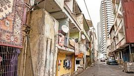 Fikirtepe'de riskli evler boşaltılmaya başlandı