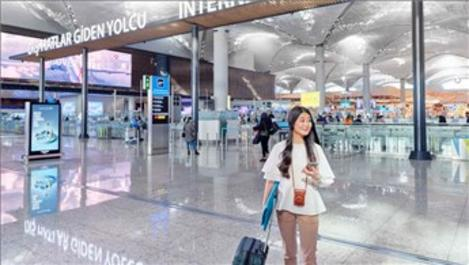 İstanbul Havalimanı'nda şarj ünite sayısı artırıldı!