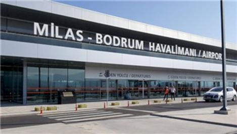 Milas-Bodrum Havalimanı, 'Havalimanı Karbon Akreditasyonu' aldı