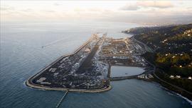 Rize-Artvin Havalimanı'nda altyapının yüzde 90'ı hazır!