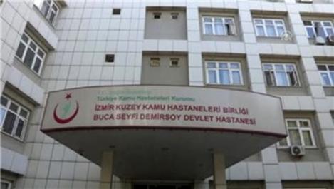 İzmir Seyfi Demirsoy Hastanesi yenileniyor!