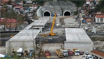 Zonguldak'ta Mithatpaşa tünellerinin ucunda ışık göründü!