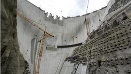 Yusufeli Barajı gövde inşaatında sona doğru!