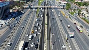 İstanbul'da trafik önlemleri, kaza sayısını azalttı!