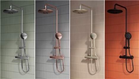 Vitra duş kolonlarıyla kişiye özel alternatifler!