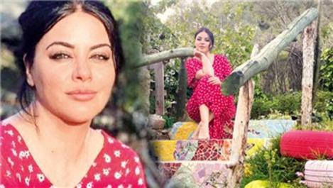 Zara, İzmir'deki çiftlik evinde organik tarıma başladı