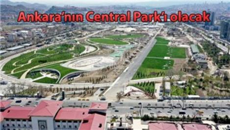 Ankara AKM Millet Bahçesi'nde açılış tarihi belli oldu!
