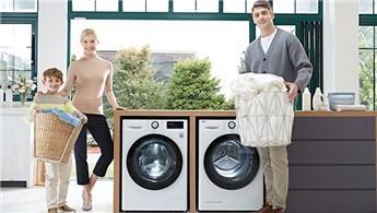 LG çamaşır makineleri ve kurutucularla her mevsim rahatlık