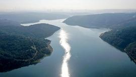 İstanbul'un barajlarındaki doluluk %78,36 seviyesinde!