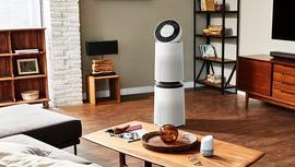 LG PuriCare ile temiz ve sağlıklı hava artık evinizde!