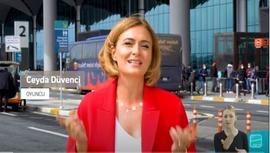 Ceyda Düvenci, İstanbul Havalimanı'nı anlattı!