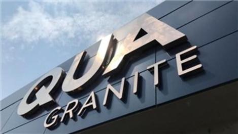 Qua Granite'ten 2021'in ilk çeyreğinde rekor kazanç!