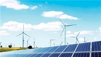 Yeşil enerjide kapasite rekoru kırıldı
