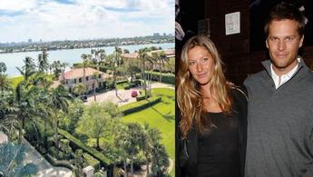 Tom Brady-Gisele Bündchen milyonluk evlerini tadilat yaptırıyor