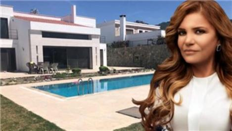 Kibariye, borçları nedeniyle Bodrum'daki villasını satıyor!