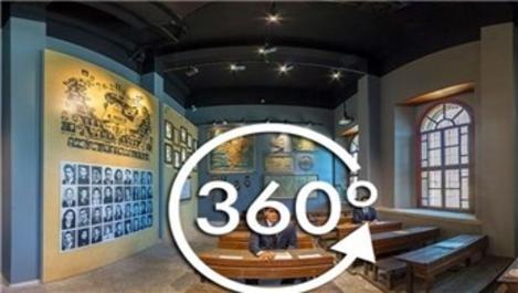 Ünlülerin müze yerleri online ziyaret edilebiliyor!