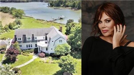 Nazan Şoray, Amerika'dan 1 milyon dolara göl evi aldı