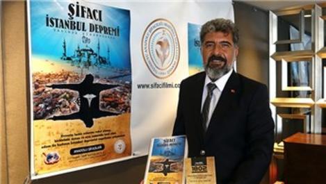 'Şifacı-İstanbul Depremi' filmi depreme karşı bilinçlendirecek