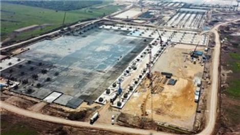 TOGG'un fabrika inşaatını 500 binden fazla kişi izledi