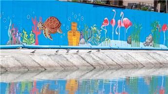 DYO, Mistral İzmir ve Ege Perla'nın çevresine renk kattı