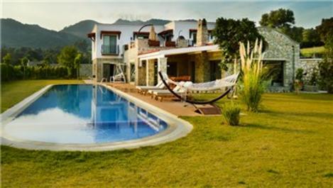Villa kiralamada en popüler yerler Kaş, Fethiye, Bodrum oldu