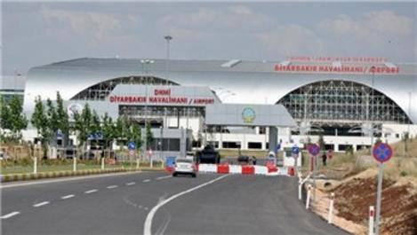 Diyarbakır Havalimanı onarım nedeniyle 30 gün kapatılacak