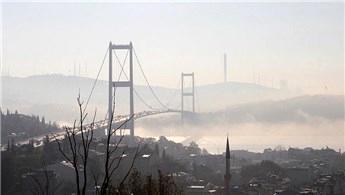 İstanbul'da tam kapanmada hava kirliliği %22 azaldı