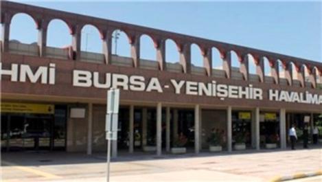 Bursa Yenişehir Havalimanı'ndan uçuşlar yeniden başladı