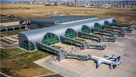 Diyarbakır Havalimanı'nda ana pist 24 Haziran'da kapanacak