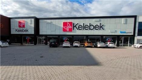 Kelebek'ten 2021'in ilk çeyreğinde 19 mağaza yatırımı
